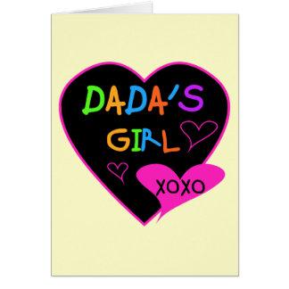 Dada's Girl T-Shirt, Mug, Button, Magnet, More Card
