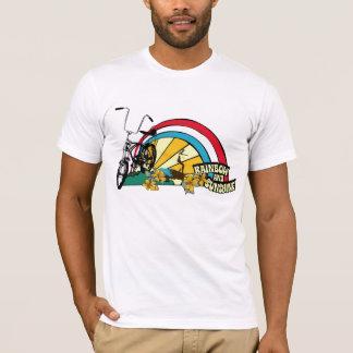 Dadawan beach bike T-shirt Playera