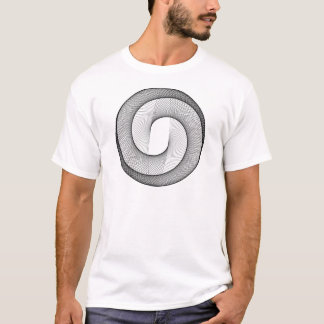 Dadawan sphere circle wire T-Shirt