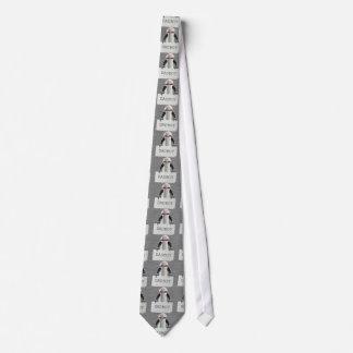 Dadbot Neck Tie