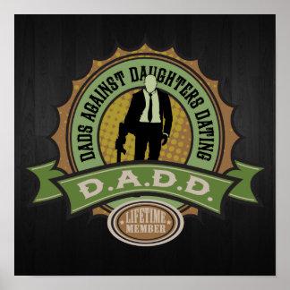 DADD $16.95 Poster