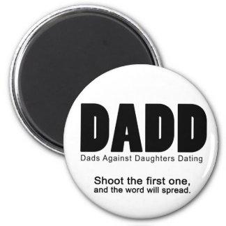 DADD 2 INCH ROUND MAGNET