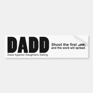 DADD BUMPER STICKER