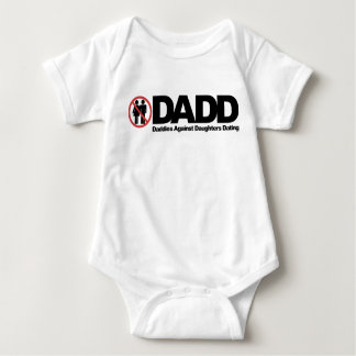 DADD Daddies Against Daughters Dating Tee Shirt