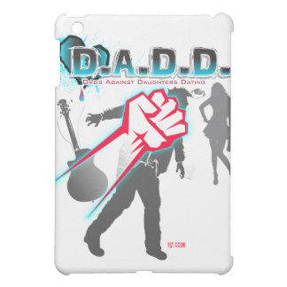 DADD - Dads Against Daughters Dating iPad Case