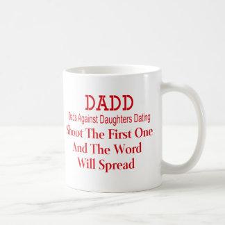 DADD Red Mug