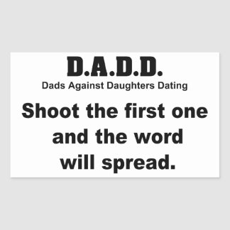 DADD Toolbox Decal Rectangular Sticker