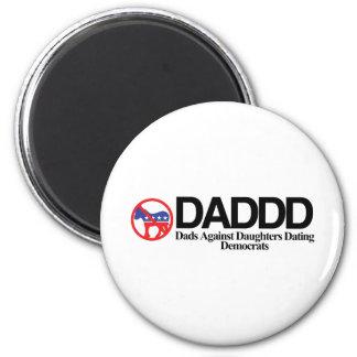 DADDD 2 INCH ROUND MAGNET