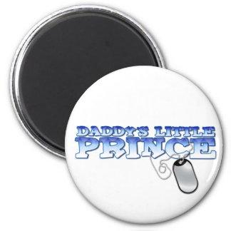Daddies little Prince Magnet