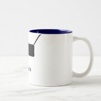 Daddio Two-Tone Coffee Mug