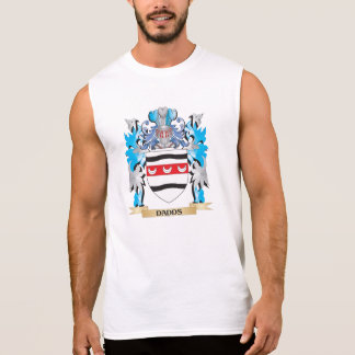 Dadds Coat of Arms - Family Crest Sleeveless Tees