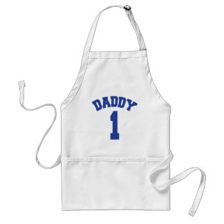 DADDY 1 - For Number One Daddy Adult Apron