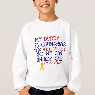 Daddy 4th of July Sweatshirt