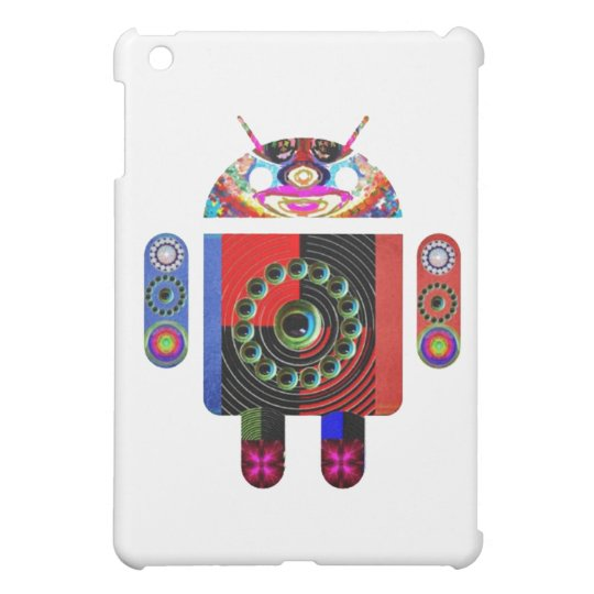 Daddy and Baby Android - Art101 by Navin Case For The iPad Mini