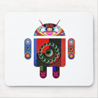 Daddy and Baby Android  -  Art101 by Navin Mousepad