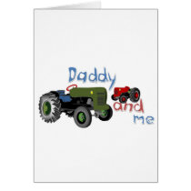 Daddy and Me Tractors