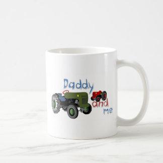 Daddy and Me Tractors Coffee Mug