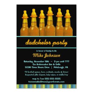diaper party invites