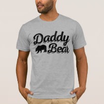 Daddy Bear Light Color T-Shirt