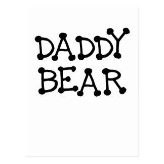 DADDY BEAR.png Postcard