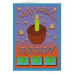 Daddy birthday card