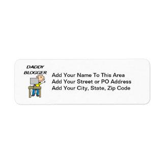 Daddy Blogger Label