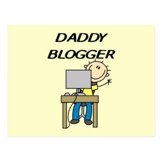 Daddy Blogger Postcard