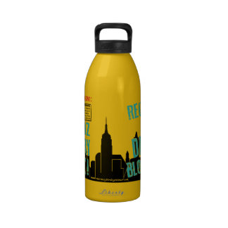 Daddy Bloomberg 32oz Sugary Drink Bottle Drinking Bottle