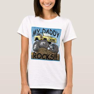 Daddy_Bronco_Yellow.jpg T-Shirt