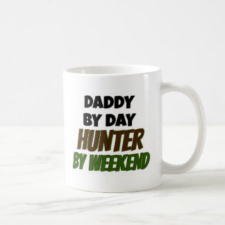 Daddy by Day Hunter by Weekend Coffee Mug