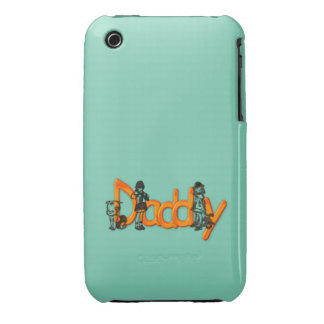 Daddy Design iPhone 3 Case-Mate Case