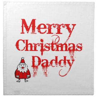 daddy design napkin