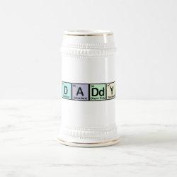 Stein with Daddy Elements design