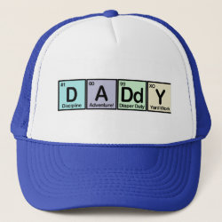 Daddy Elements Trucker Hat