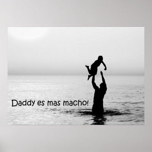 Daddy es mas macho! poster