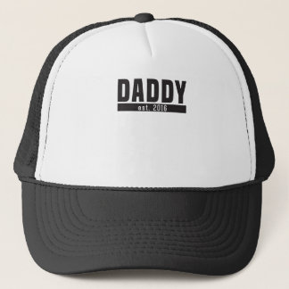 Daddy - est. 2016 trucker hat