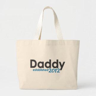 daddy established 2012 bag