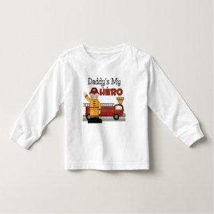 fadbf550 Firefighter Father T-Shirts - T-Shirt Design & Printing | Zazzle