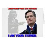 Daddy George Romney Greeting Card