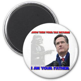 Daddy George Romney Fridge Magnets