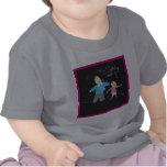 daddy&girl camiseta