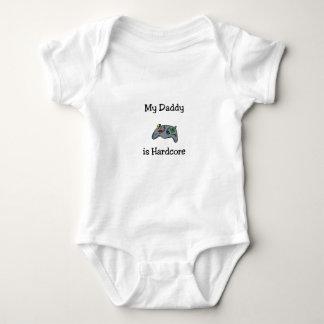 Daddy Hardcore Baby Bodysuit
