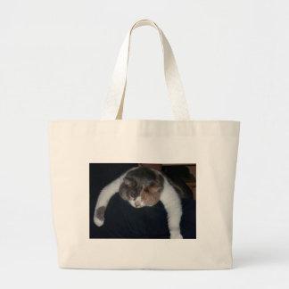 Daddy I'm Beat! Large Tote Bag