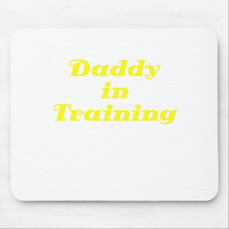 Daddy in Training Mouse Pad
