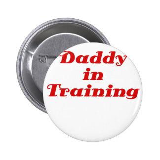 Daddy in Training Pin
