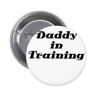 Daddy in Training Pins