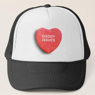 DADDY ISSUES TRUCKER HAT