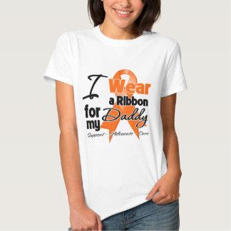 Daddy - Leukemia Ribbon T-Shirt