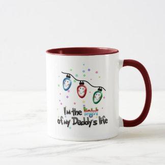 Daddy Loves Me Christmas Mug