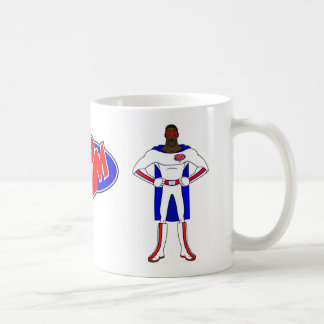 Daddy-Man's Classic White Mug